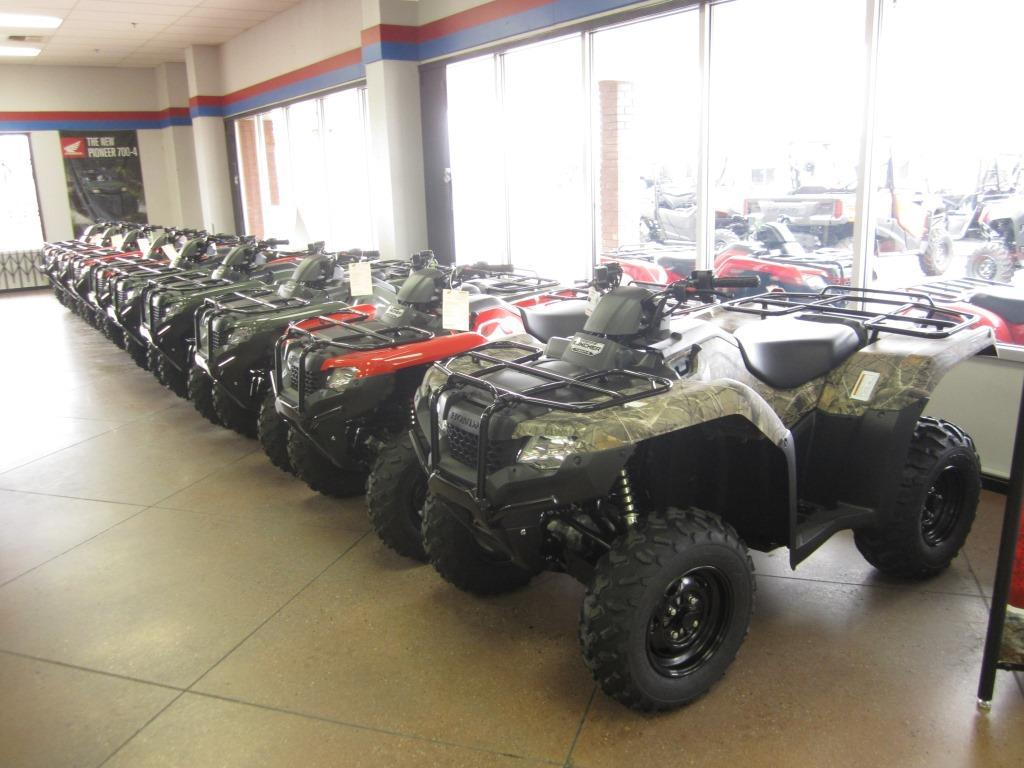 2017 and 2016 honda foreman s rubicon s rancher s and recon s